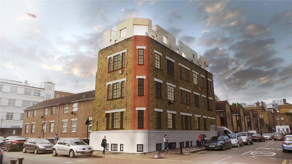 2 Bedrooms Flat for sale in Calico Lofts, 31 Turner Street, E1