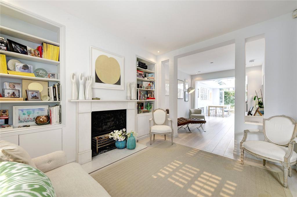 4 Bedrooms End Of Terrace House for sale in Abingdon Villas, London, W8