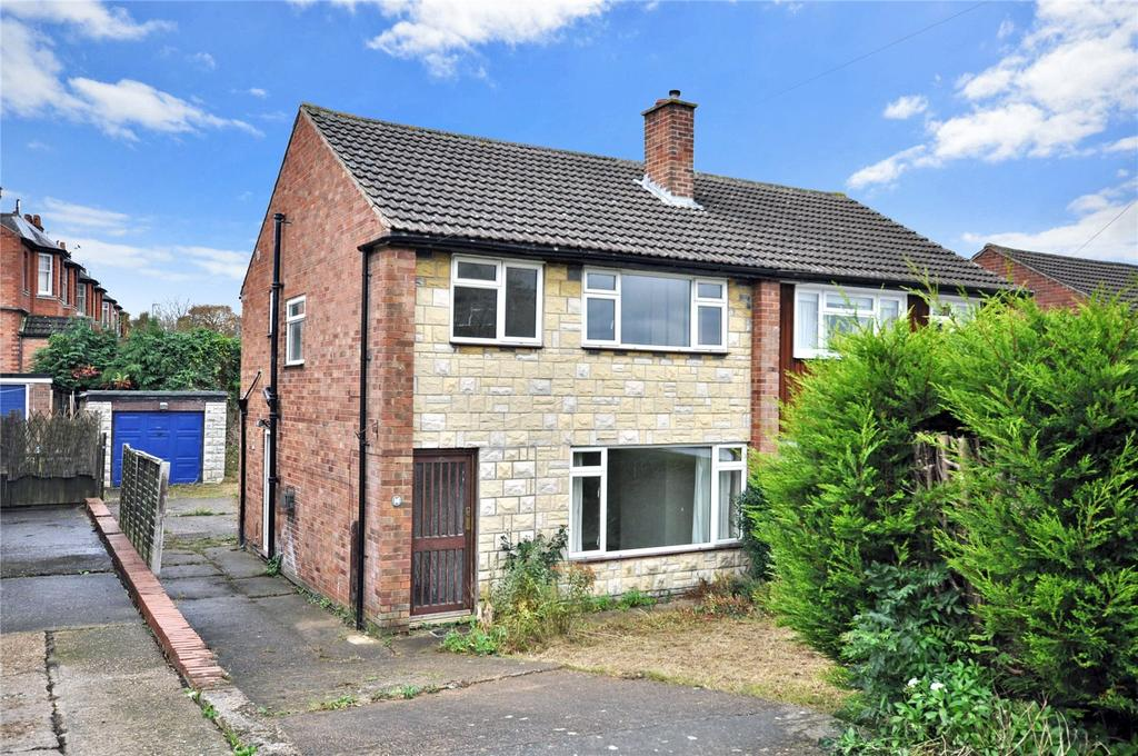 3 Bedrooms Semi Detached House for sale in Hunters Road, Melton Mowbray, Leicestershire