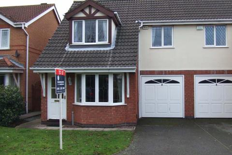 3 bedroom semi-detached house to rent - Burchnall Road, Thorpe Astley, Leicester, Leicestershire, LE3 3TA