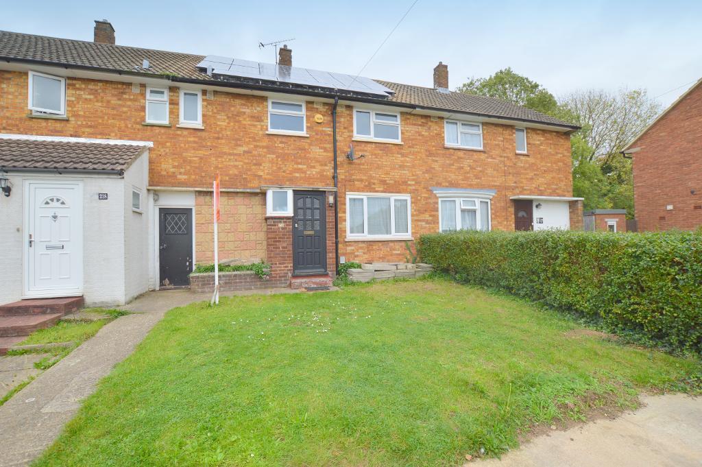 3 Bedrooms Terraced House for sale in Dewsbury Road, Luton, Bedfordshire, LU3 2HN