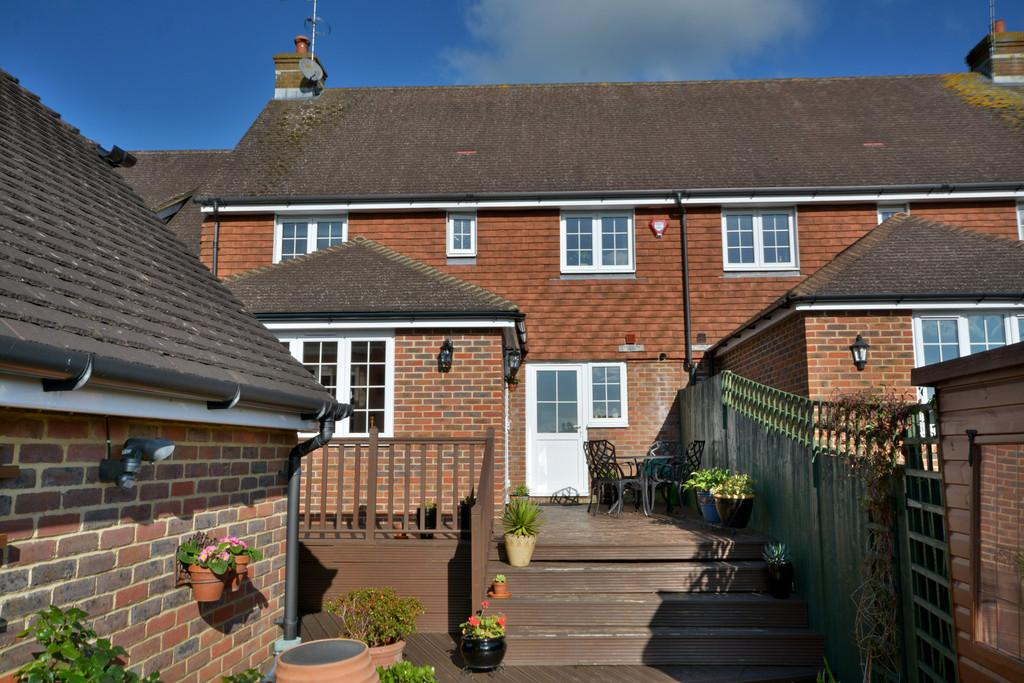 3 Bedrooms Terraced House for sale in Pulborough, West Sussex