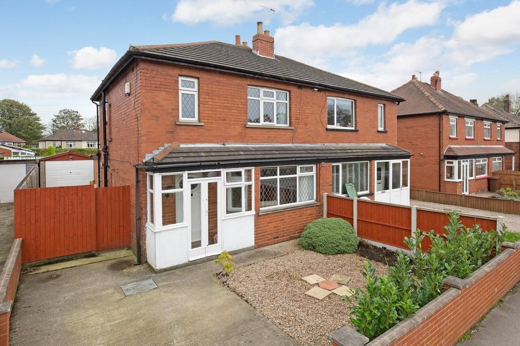 3 Bedrooms Semi Detached House for sale in Newall Carr Road, Otley