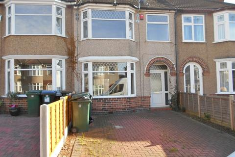3 bedroom terraced house to rent - Dulverton Avenue, Chapelfields, Coventry, CV5 8HH