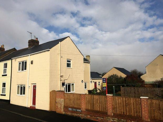 3 Bedrooms Terraced House for sale in FRONT STREET NORTH, TRIMDON VILLAGE, SEDGEFIELD DISTRICT