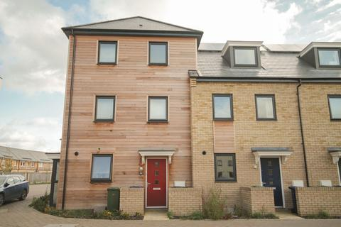 1 bedroom end of terrace house to rent - Unwin Square, Cambridge