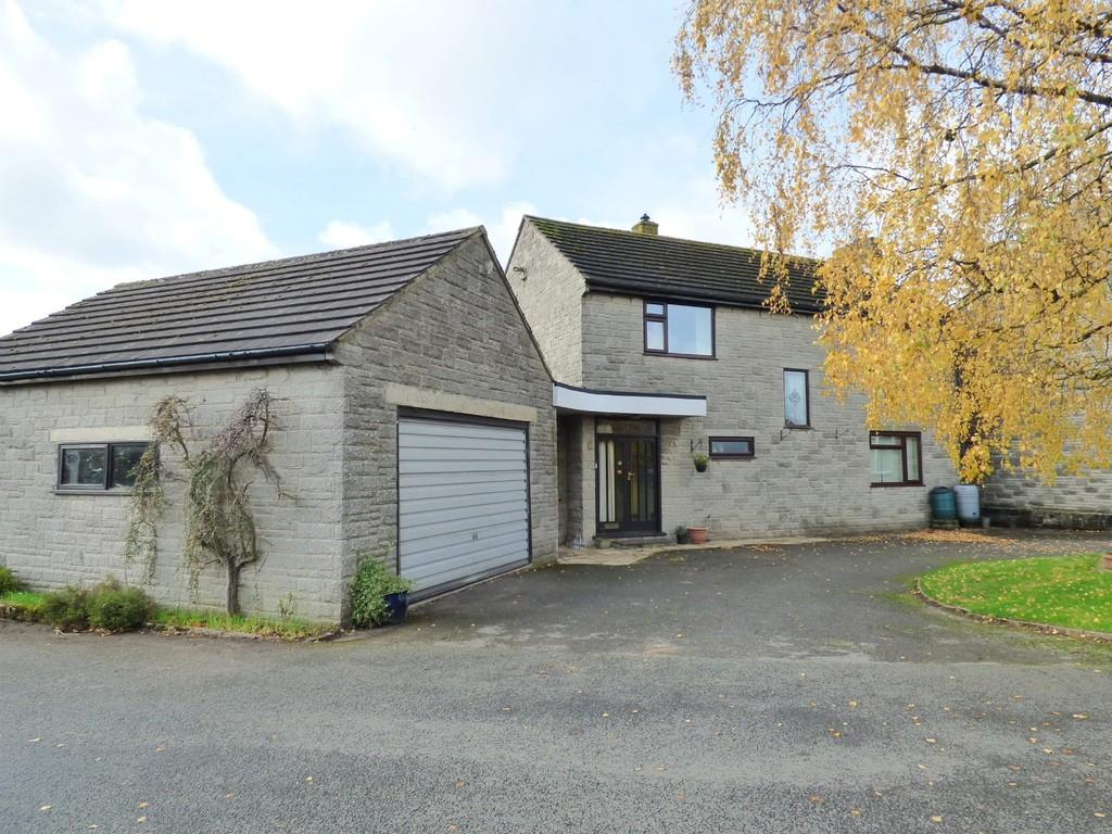 3 Bedrooms Detached House for sale in Longrose Lane, Kniveton, Ashbourne