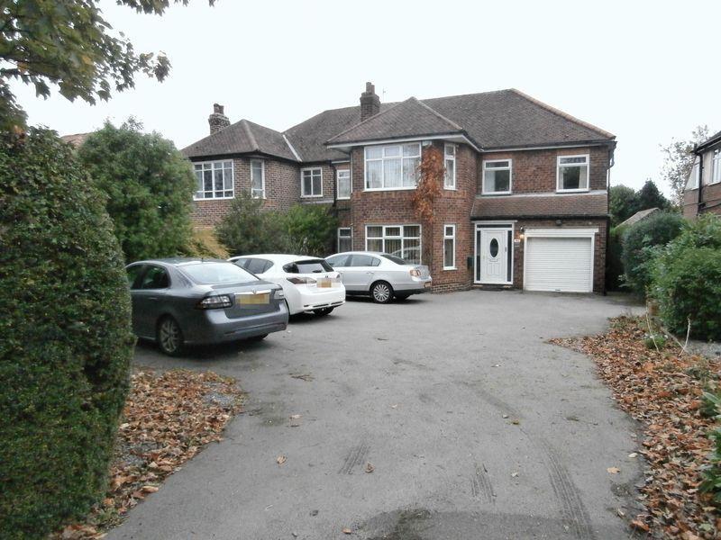 6 Bedrooms Semi Detached House for sale in Beverley Road, Kirk Ella
