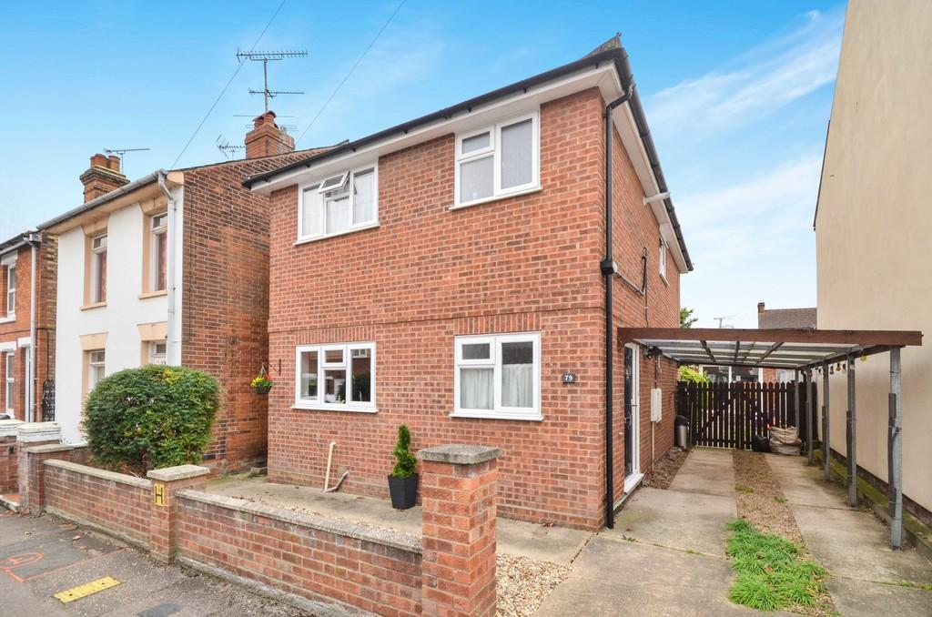 3 Bedrooms Detached House for sale in Albert Street, Colchester CO1 1RX
