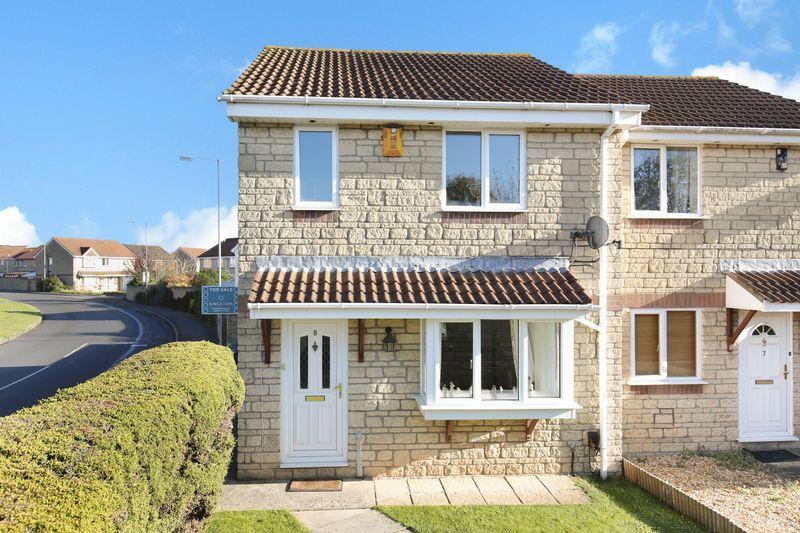 3 Bedrooms Semi Detached House for sale in Sorrel Close, Trowbridge