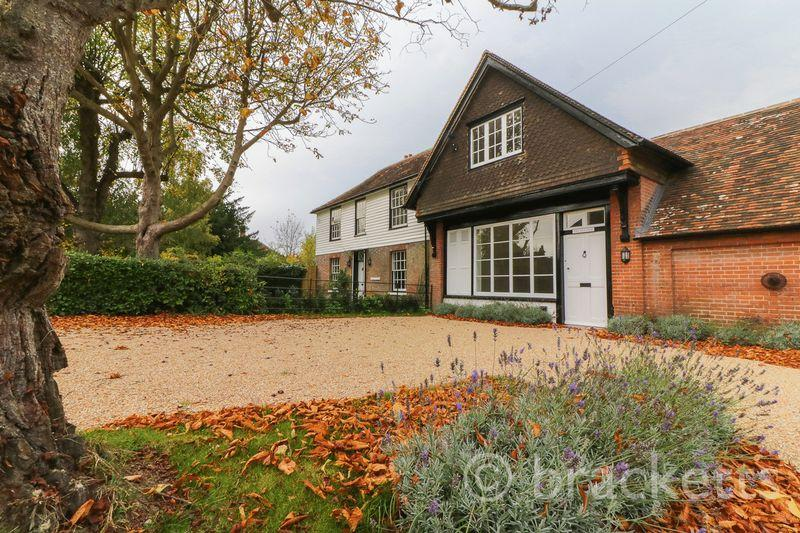 3 Bedrooms Semi Detached House for sale in Talbot Road, Hawkhurst