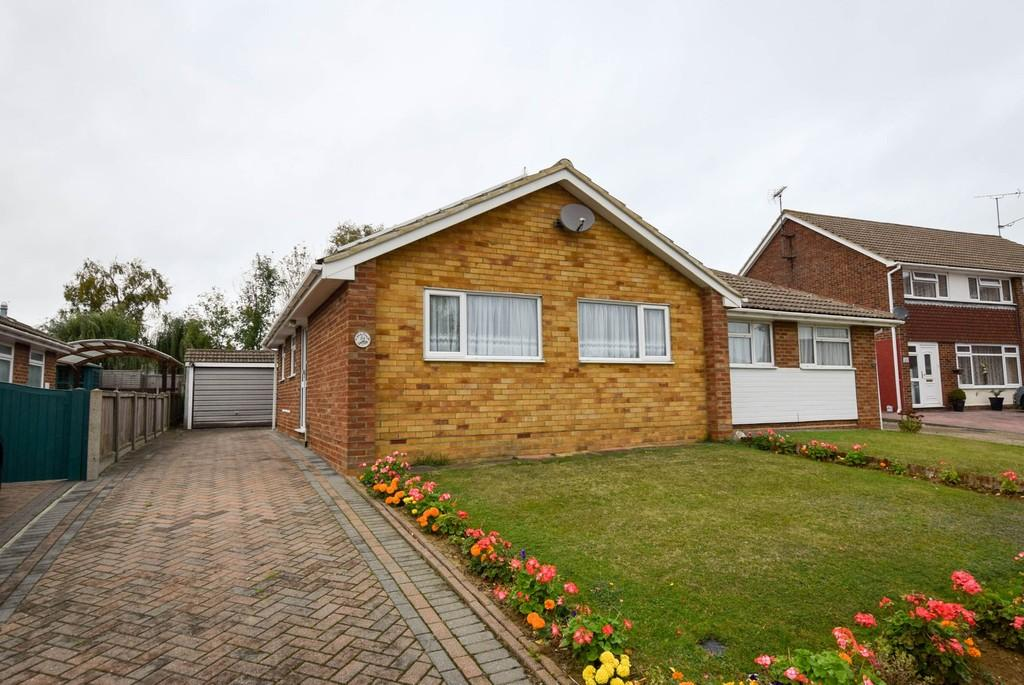 2 Bedrooms Semi Detached Bungalow for sale in Streetfield, Herne, Herne Bay