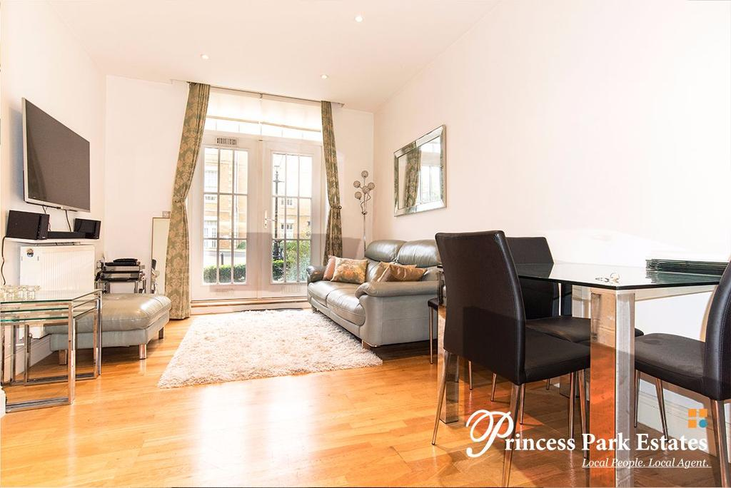 2 Bedrooms Apartment Flat for sale in Princess Park Manor, Royal Drive, London N11