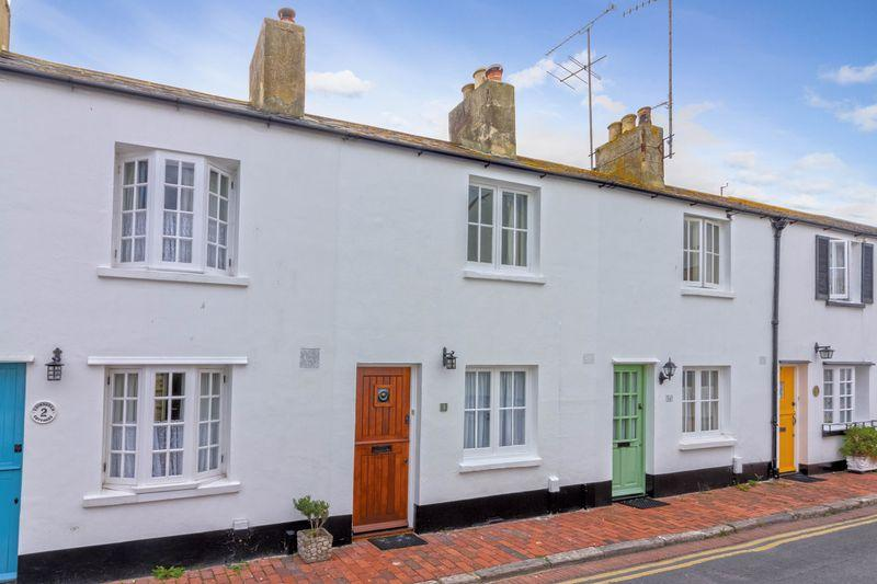 2 Bedrooms Terraced House for sale in Western Row, Worthing