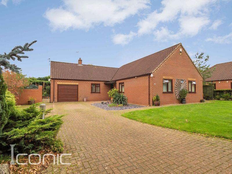 3 Bedrooms Detached Bungalow for sale in Brick Kiln Road, Hevingham, Norwich