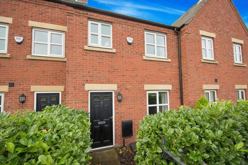 3 Bedrooms Terraced House for sale in Winnington Old Lane, Northwich, Cheshire