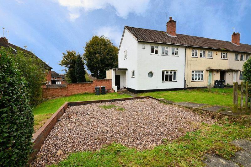 2 Bedrooms End Of Terrace House for sale in Suncroft, Quinton