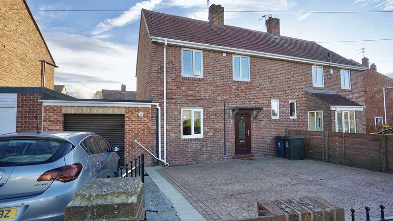 3 Bedrooms Semi Detached House for sale in YEWBURN WAY Benton
