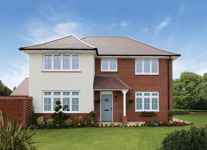4 Bedrooms Detached House for sale in THE SHAFTESBURY, BRINDLEY PARK, CHELLASTON