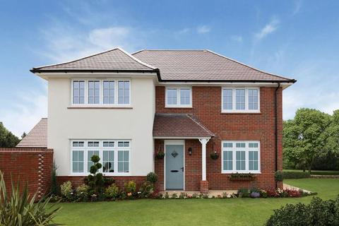 4 bedroom detached house for sale - THE SHAFTESBURY, BRINDLEY PARK, CHELLASTON