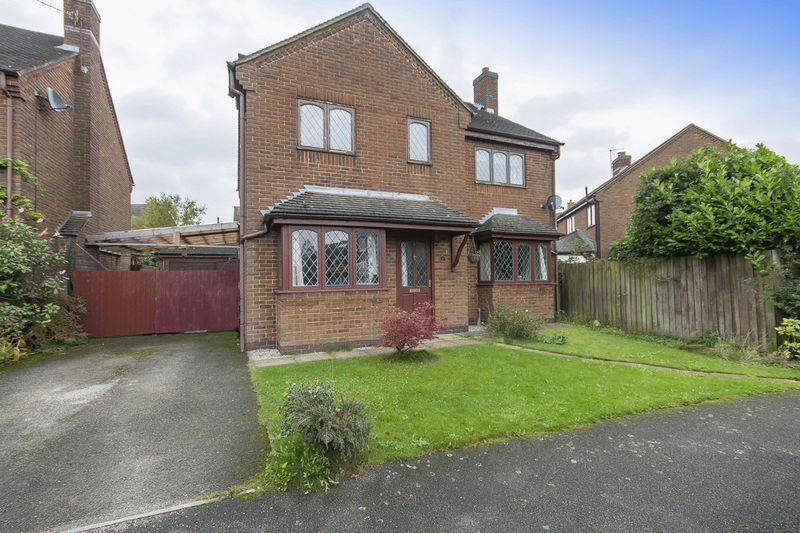 5 Bedrooms Detached House for sale in STANTON ROAD, ASHBOURNE