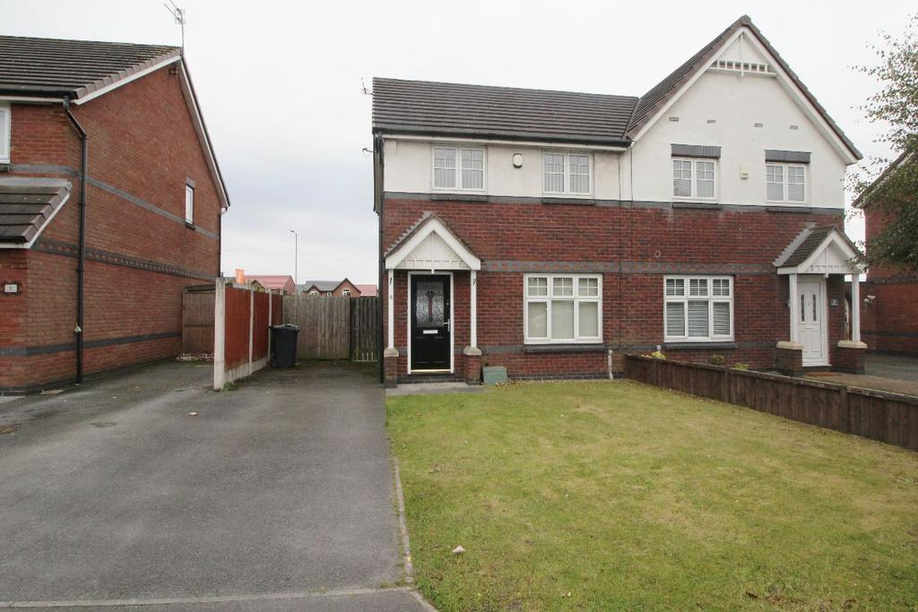 3 Bedrooms Semi Detached House for sale in Hosta Close