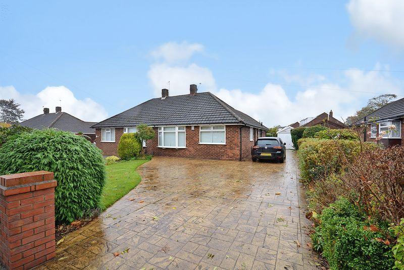 2 Bedrooms Semi Detached Bungalow for sale in Holes Lane, Woolston, Warrington