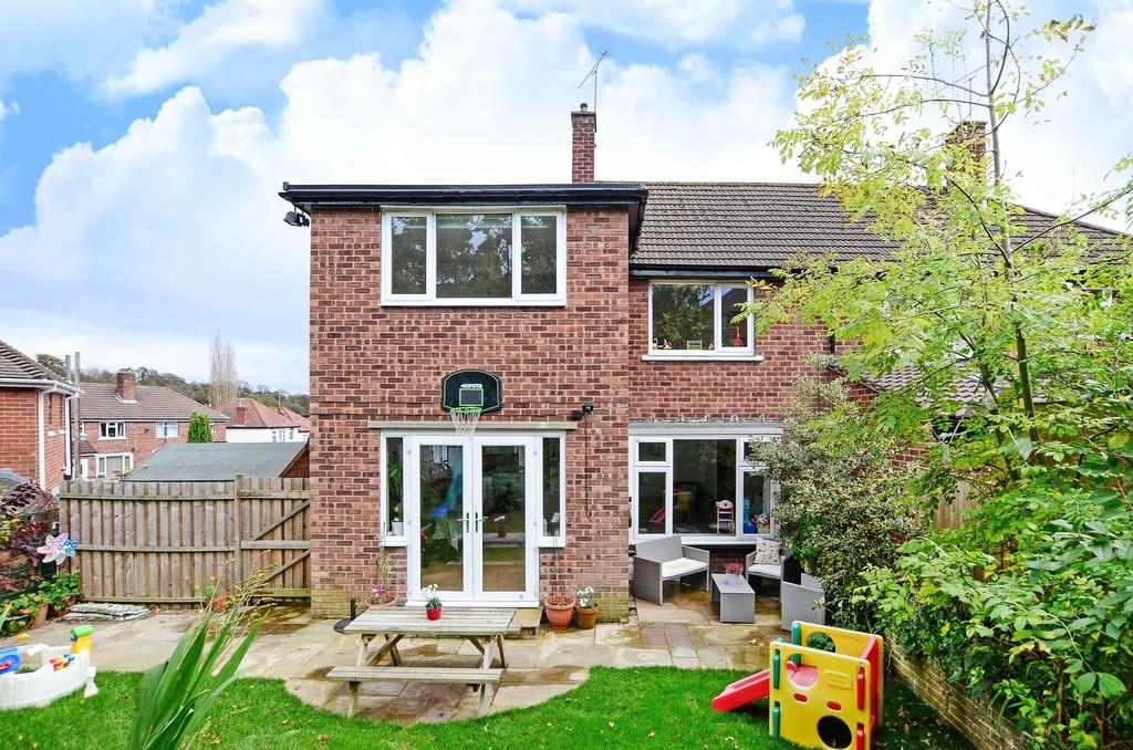 4 Bedrooms Semi Detached House for sale in Knab Croft, Carter Knowle