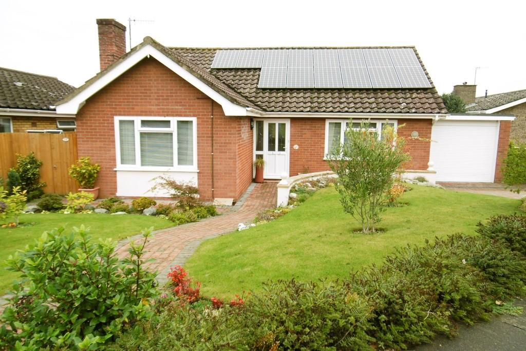 3 Bedrooms Detached Bungalow for sale in Sheringham