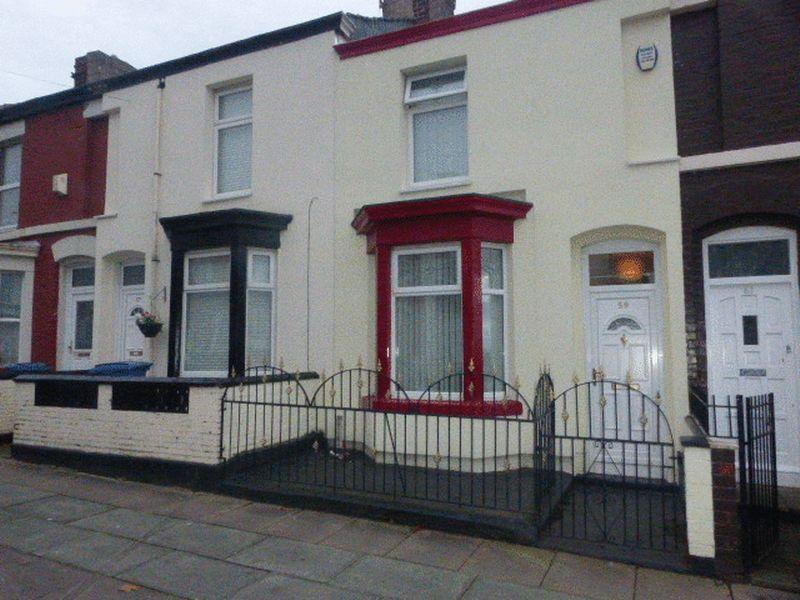 3 Bedrooms Terraced House for sale in Beresford Road, Liverpool