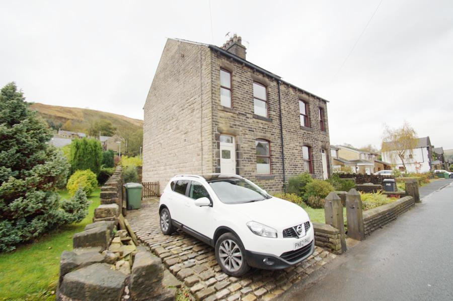 3 Bedrooms Semi-detached Villa House for sale in Huddersfield Rd, Diggle OL3