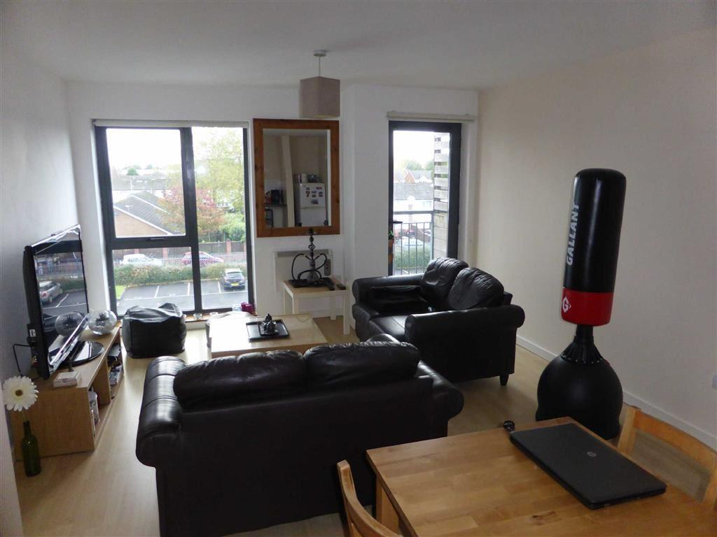 2 Bedrooms Flat for sale in Quay 5, 234 Ordsall Lane, Salford