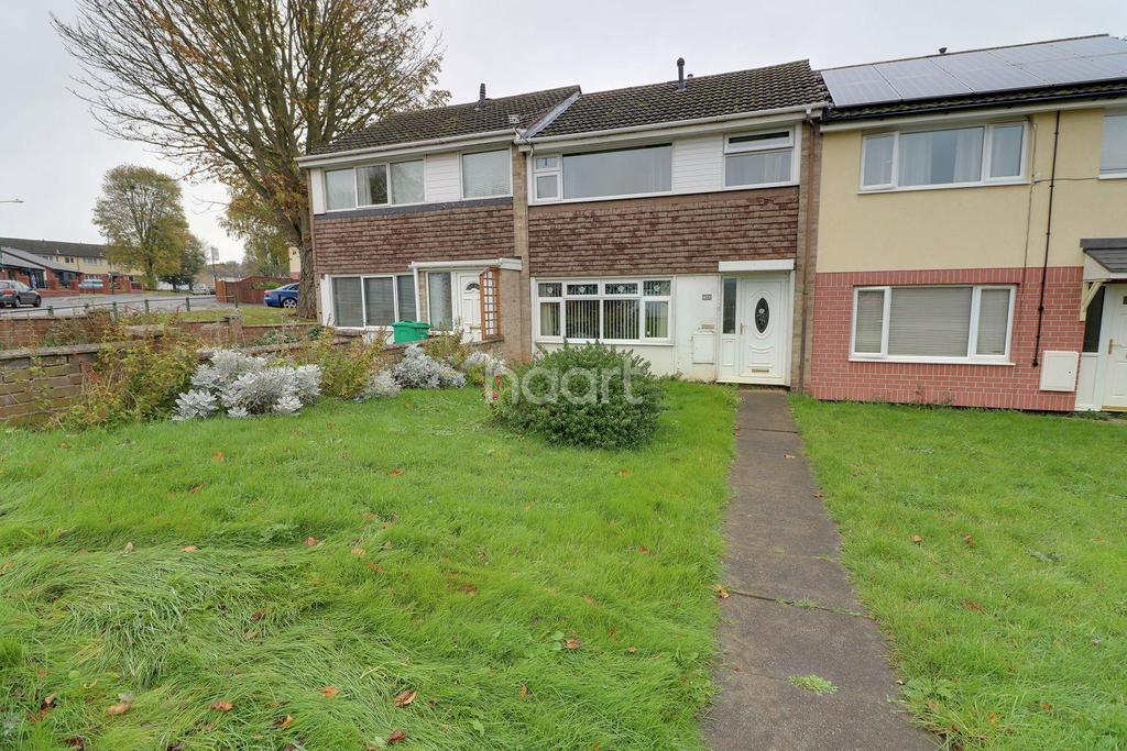 2 Bedrooms Terraced House for sale in Cranwell Road, Strelley