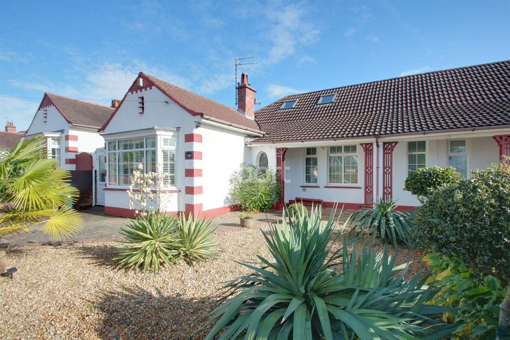 3 Bedrooms Bungalow for sale in Allt-Yr-Yn Road Allt-Yr-Yn, City centre, Newport