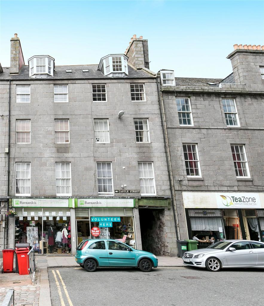 3 Bedrooms Flat for sale in Flat 3, 21 Castle Street, Aberdeen, AB11