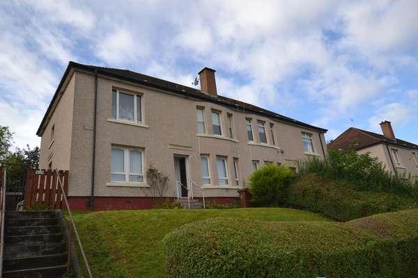 2 Bedrooms Flat for sale in 456 Broomfield Road, Balornock, Glasgow, G21 3XA