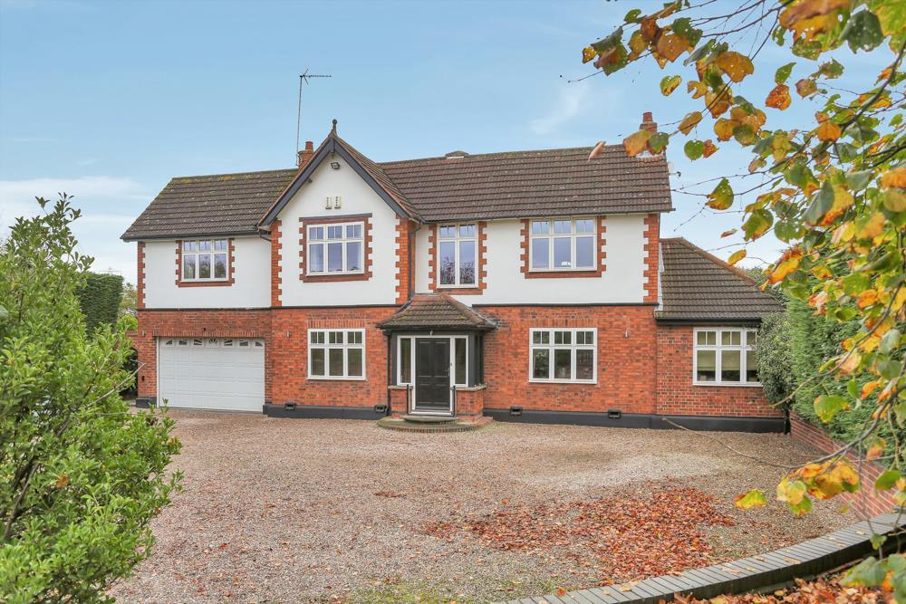 5 Bedrooms Detached House for sale in Lowdham Road, Gunthorpe, Nottingham