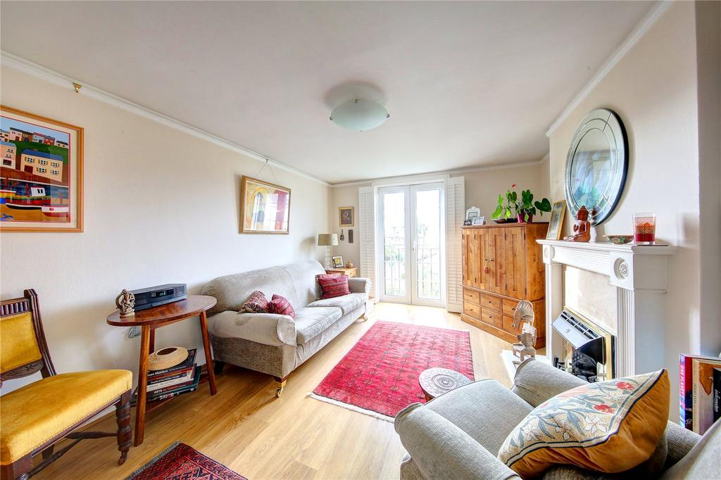 2 Bedrooms Flat for sale in Bedford Court, Grena Road, TW9