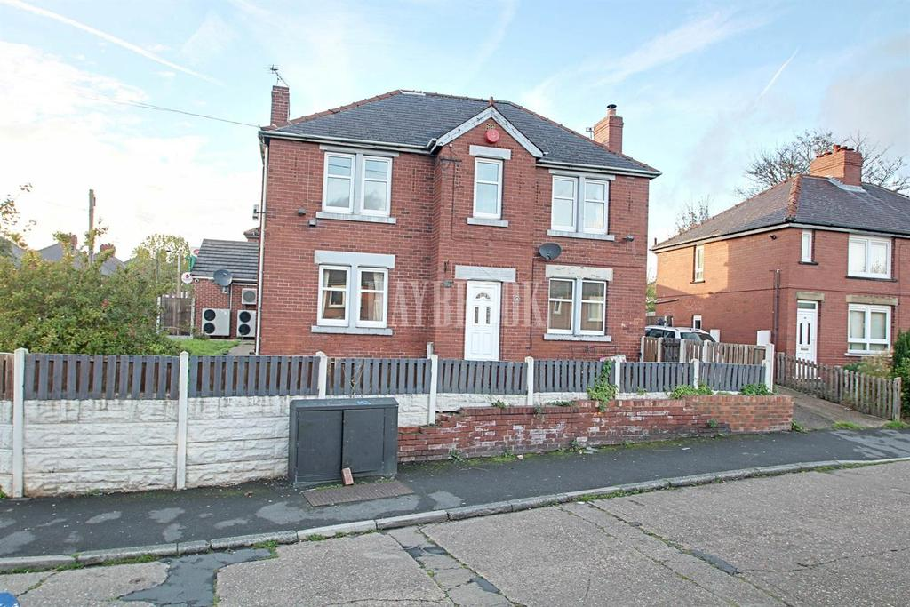 3 Bedrooms Detached House for sale in Wellington Crescent, Worsbrough