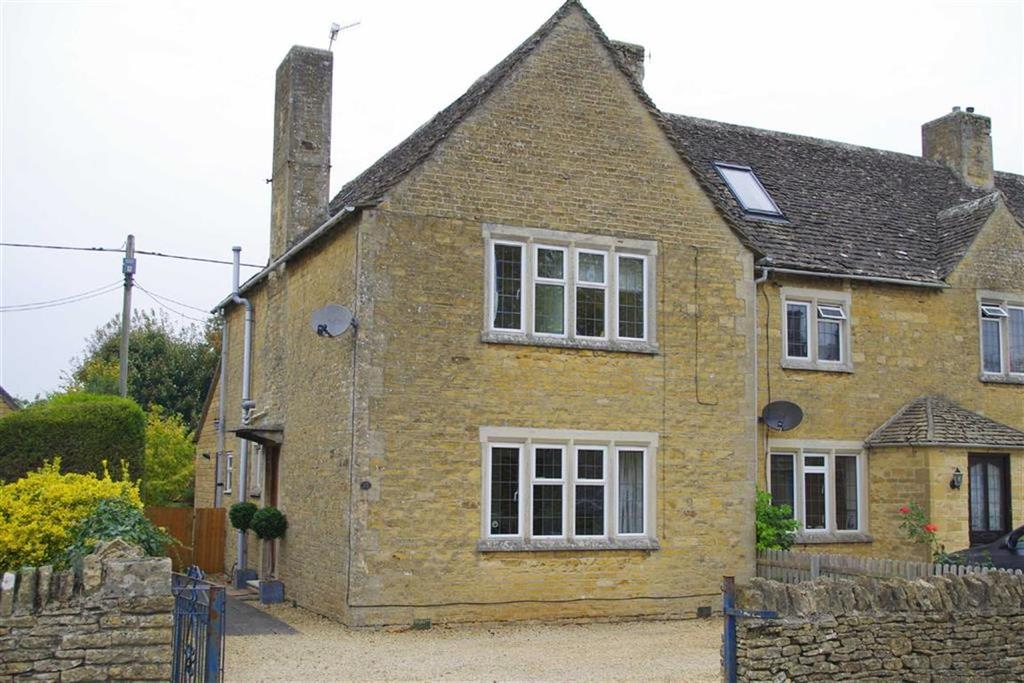 3 Bedrooms End Of Terrace House for sale in Moore Road, Bourton-on-the-Water, Gloucestershire