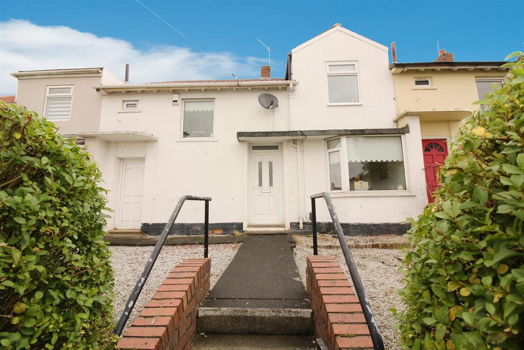 3 Bedrooms Terraced House for sale in Millfield Avenue, Montagu Estate, Newcastle Upon Tyne