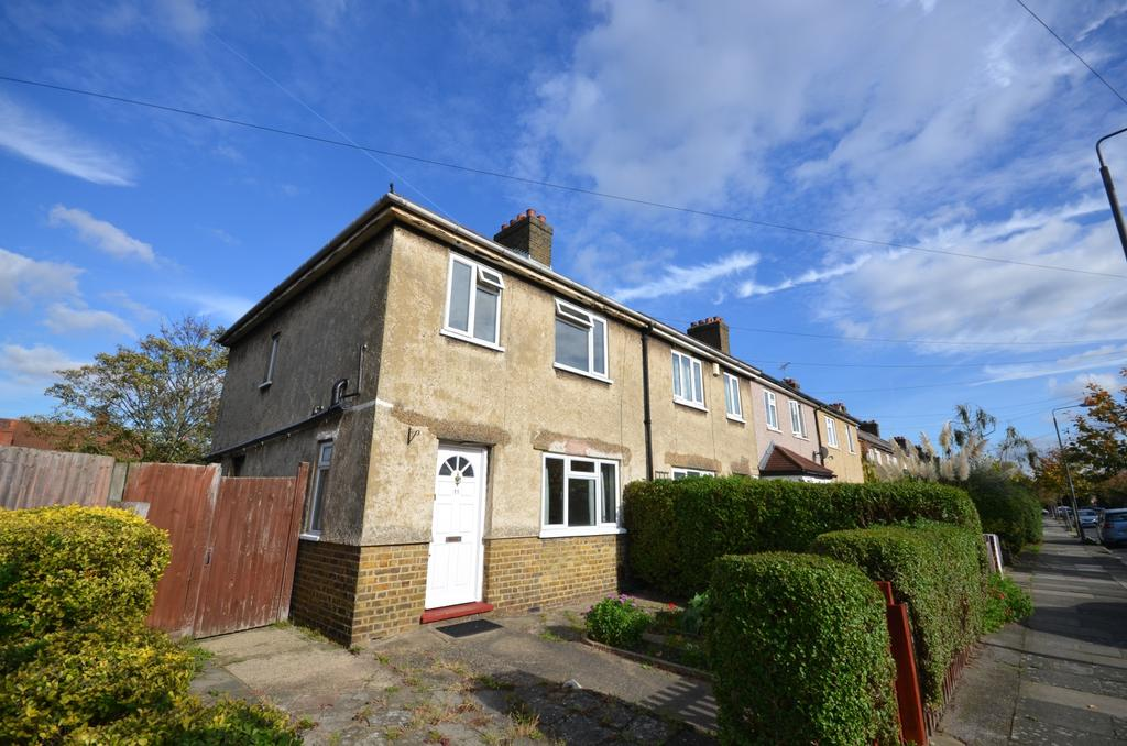 3 Bedrooms End Of Terrace House for sale in Kashmir Road London SE7