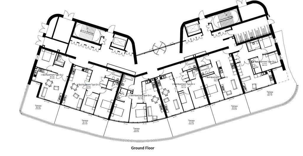 Floorplan 1 of 2: Ground Floor Layout