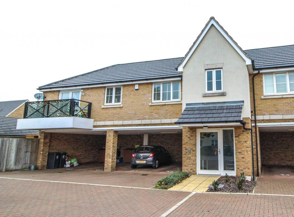 2 Bedrooms House for sale in Blenheim Square, North Weald, Epping, Essex, CM16