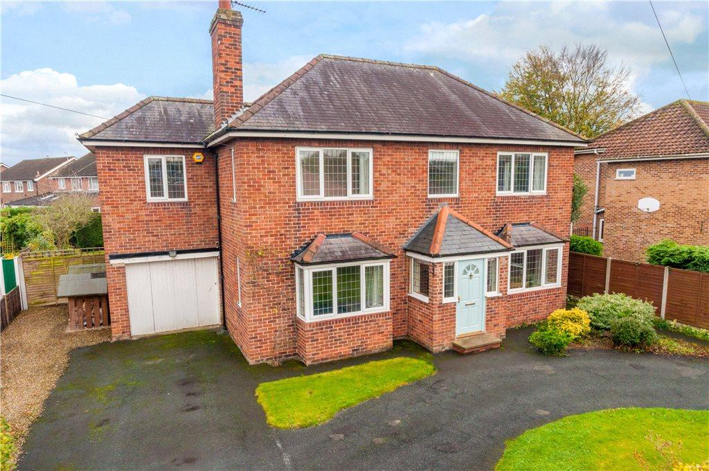 5 Bedrooms Detached House for sale in Whitcliffe Lane, Ripon, North Yorkshire