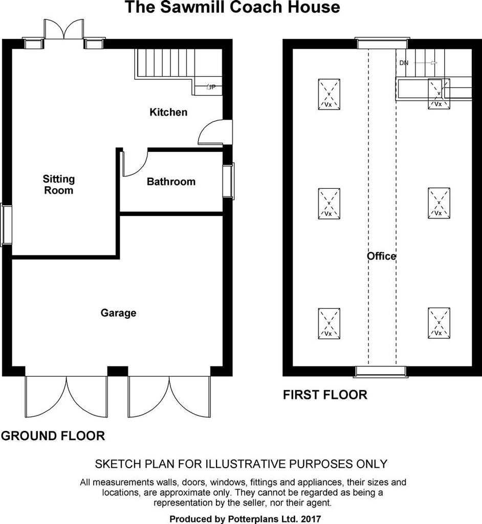 Main road hawksworth 5 bed detached house 995 000 for Coach house floor plans