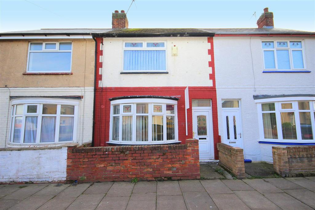 3 Bedrooms Terraced House for sale in Chatham Road, Hartlepool