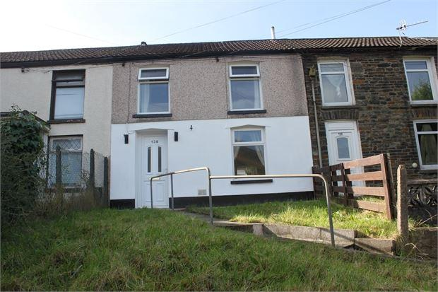 2 Bedrooms Terraced House for sale in Dunraven Street, Tonypandy, Rhondda Cynon Taff. CF40 1QD