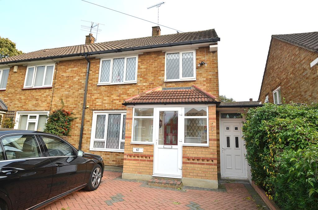 3 Bedrooms Semi Detached House for sale in Spa Hill SE19