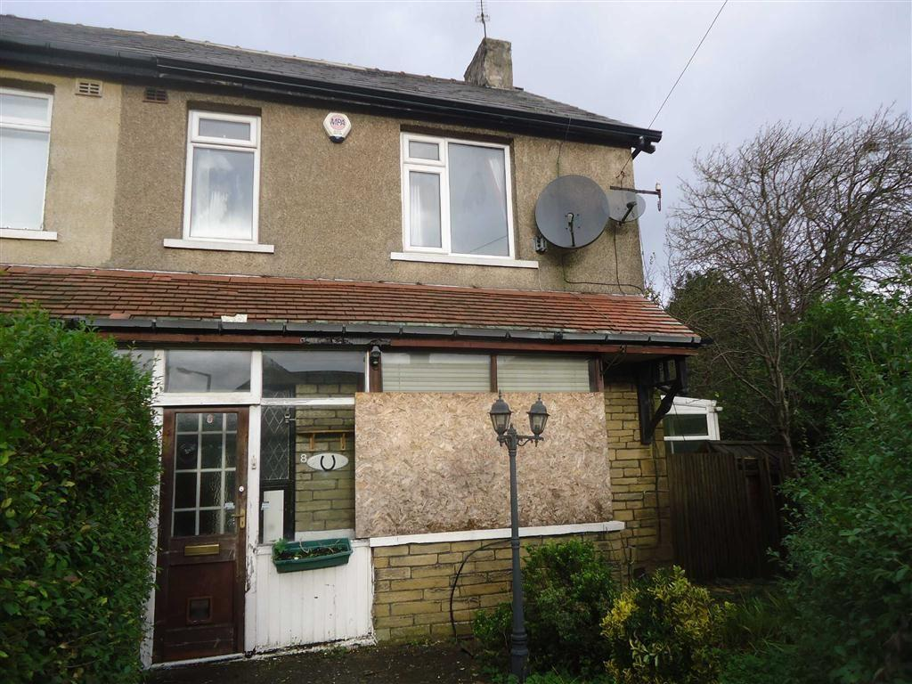 3 Bedrooms End Of Terrace House for sale in Haycliffe Grove, Bradford, West Yorkshire, BD7